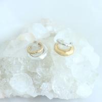 【emiru】Layer Twinkle Cuff  S(Silver/Gold)