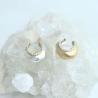【emiru】Layer Twinkle Cuff L(Silver/Gold)