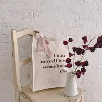 【&lottie】tulip tote bag & scarf