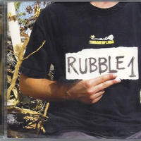 VA - Trummerflora: Rubble 1 (CD/Album 2004)