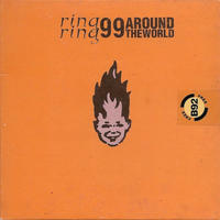 VA - Ring Ring 99: Around The World (CD/Album/2000) 【OUTLET】
