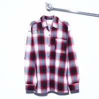 MTM REMAKE CHECK SHIRT mtm-1a-016