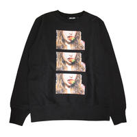 PHOTO CREW NECK SWEAT Type02 mtm-1a-033