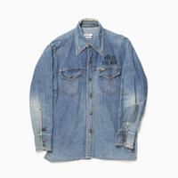HYENA SHIRT [Used denim shirt]