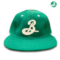 BROOKLYN BREWERY X EBBETS FIELD FLANNELS FITTED CAP