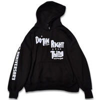 DO THE RIGHT THING ANNIVERSARY HOODIE