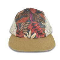HALF MESH 5PANEL CAP(USED)