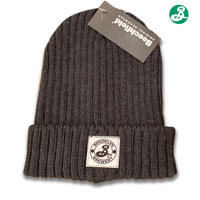 BROOKLYN BREWERY KNIT BEANIE