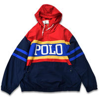 POLO RALPHLAUREN COTTON ANORAK