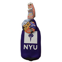 NYU LOGO BOTTLE PARTY POPPER