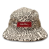 KEITH HARING 5PANEL CAP