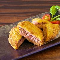 黒豚メンチカツ(1パック・5枚入り)【冷凍商品】