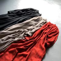 suzki takayuki peasant dress    gray  A211-14