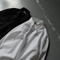 SINME  Vネックオープンシャツ HF04-1