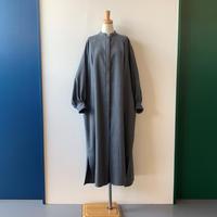 SINME  スモックドレス  SK11-1 グレー