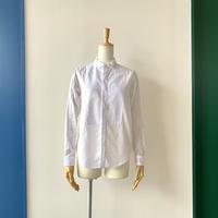 SINME     ブザムシャツ  ホワイト