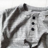 ヘンリーネックTシャツ(150-160cm)