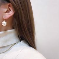 (230)single pearl pierce