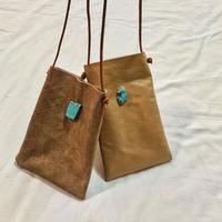 レザーハンドメイドバッグ
