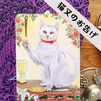 猫又のお告げ(LINEチャット占い)