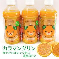 カラマンダリン果汁100%ジュース(あらしぼり)10本セット