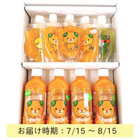 【お中元ギフト】愛媛柑橘まんきつセット