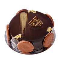 ラトリエ店にてお受取り 予約ケーキ       アントルメ ドゥショコ 12cm