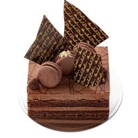 ラトリエ店にてお受取り 予約ケーキ        アントルメ カラクショコラ 11cm×9cm