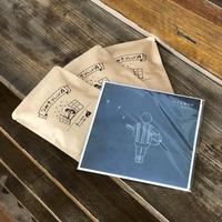 金森浩太3st CD Album「いくとおりの」とドリップパック3袋