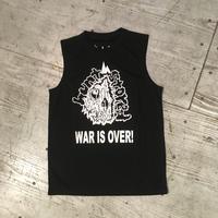huntstored『WAR IS OVER』(ノースリーブ)