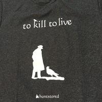 huntstored『生きること殺すこと』