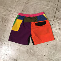 ELDORESO『Stretch Vehicle Shorts』(Multi)