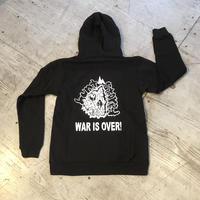 huntstored『WAR IS OVER HOODY 』