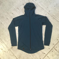 ANSWER4 『 Power Grid™ Full-Zip Hoodie』(Deep Turquoise)