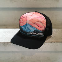 NW ALPINE『MOUNTAIN NIRVANA TRUCKER CAP』