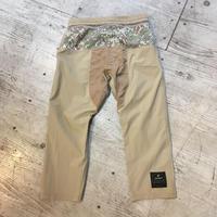 MMA『MMA×narifuri Dot Camo Bike Pants』 (M_beige)