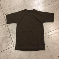 AXESQUIN『ハラマキTシャツ』 (千歳茶)