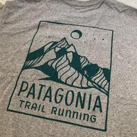 patagonia『Men's RIDGELINE RUNNER RESPONSIBILI Tee』(GLH)