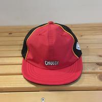 ELDORESO『Chubby Mesh Cap』(Red)