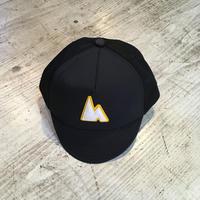 huntstored『WORKROWN×huntstored』・【YELLOW】(CYCLE) MESH CAP