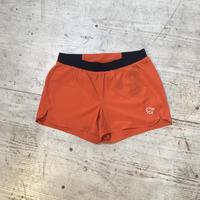 NORRONA『bitihorn trail running Shorts Women's』(Pureed Pumpkin)