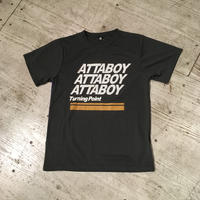 ELDORESO『ATTABOY T』(Charcoal)