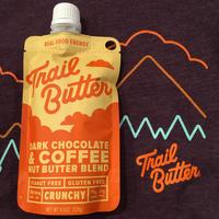 Trail Butter 『ダークチョコレート&コーヒー  4.5oz』