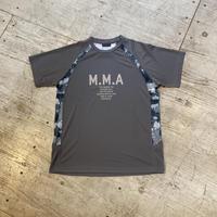 MMA 『Alpen Camo Side Pocket Tee』 (Gray)