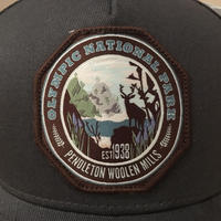 PENDLETON『NATIONAL PARK TRUCKER』(チャコール)