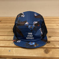 ELDORESO『Pietri Short Brim Cap』(Navy)