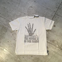 huntostored   ATHLETICS 『FUTURE』 T-SHIRT (オフホワイト)