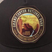 PENDLETON『NATIONAL PARK TRUCKER』(ブラウン)