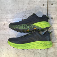 HOKA ONE ONE『SPEEDGOAT 3』エボニー / ブラック