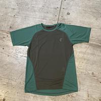 Teton Bros.  『ELV1000 S/S TEE (MEN)』  (Gray/Green)